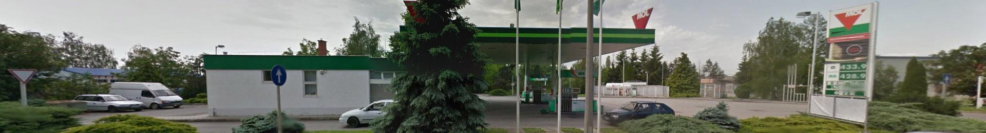Szigetvári MOL benzinkút