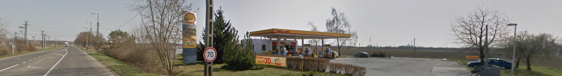 SHELL Benzinska pumpa