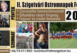 II.Szigetvári Ostromnapok Fesztivál
