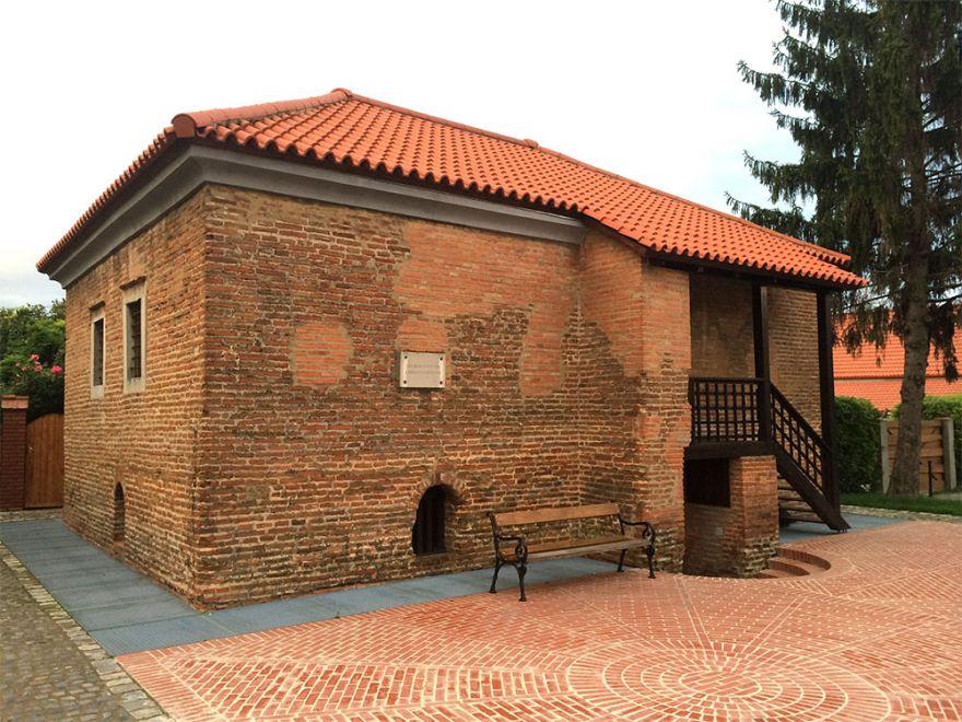 Szigetvár Törökház