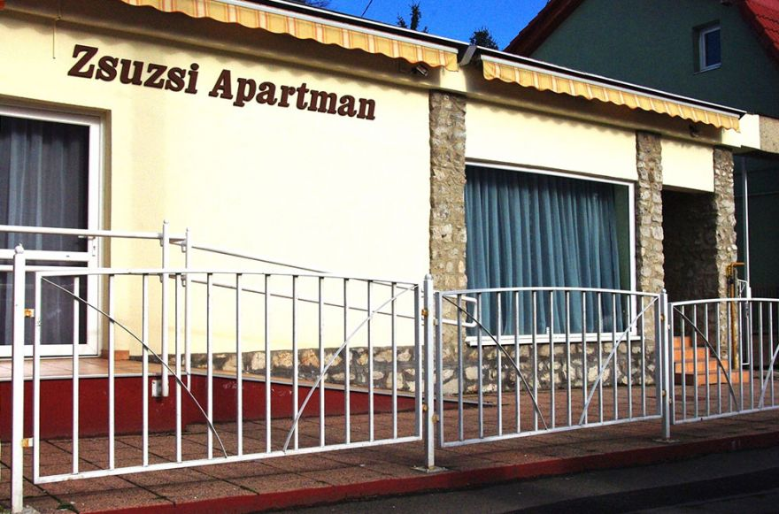 Szigetvári Zsuzsi Apartman
