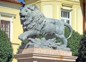 Szigetvári Oroszlán szobor