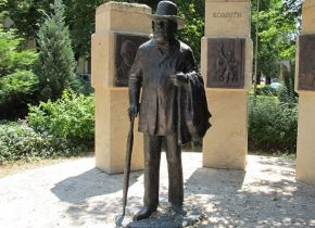 Kossuth Sculpture