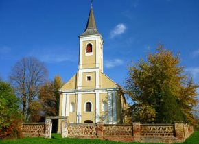 The pilgrimage church of Turbék