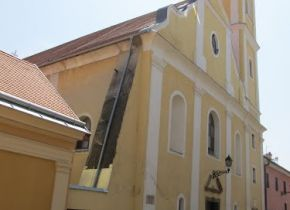 Franziskanerkirche und Ordenshaus