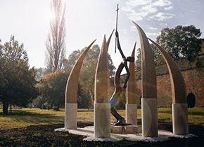 """""""Civitas Invicta 'Denkmal"""