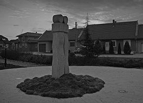 Spomenik zbratimljenim gradovima Szigetvár 2008