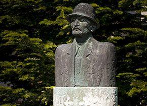 Bust of Antal Kapoli